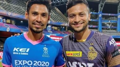 Shakib Al Hasan, Mustafizur Rahman return back to country after IPL halt