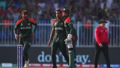 T20 World Cup: Rubel Hossain to replace injured Saifuddin