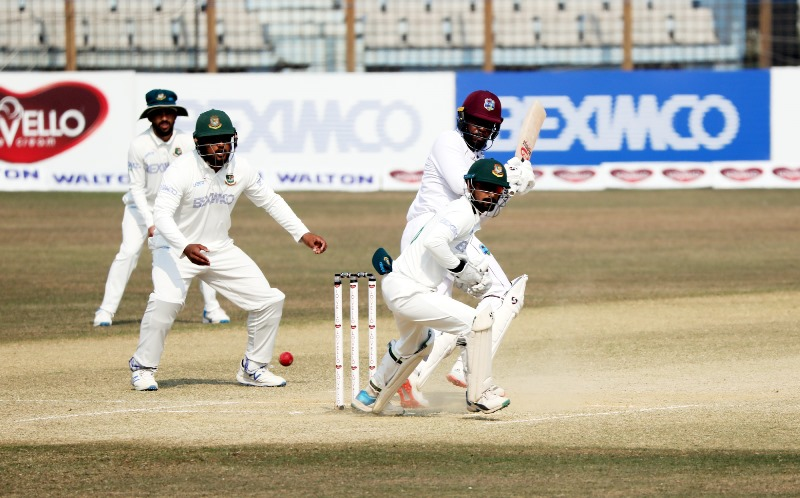 Bangladesh want to bowl out West Indies within 300 runs