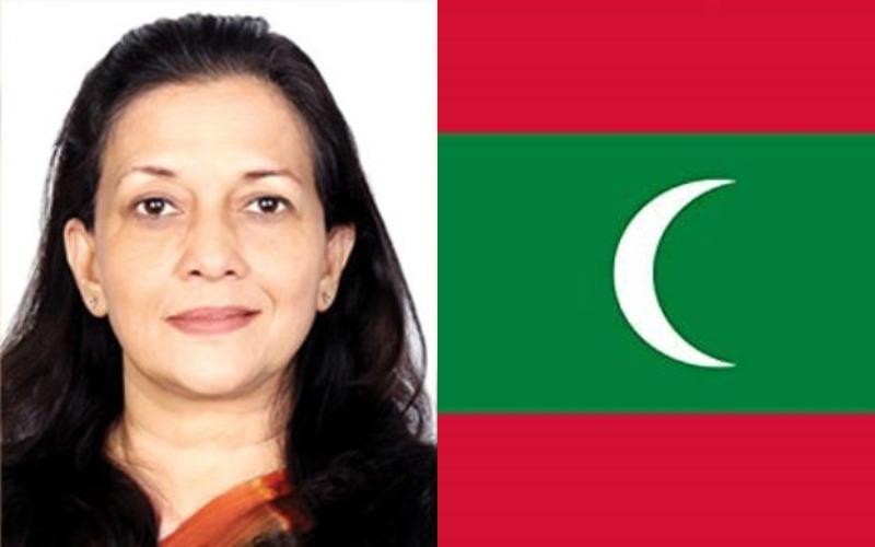 WHO Representative in the Maldives is Bangladesh's Dr. Nazneen