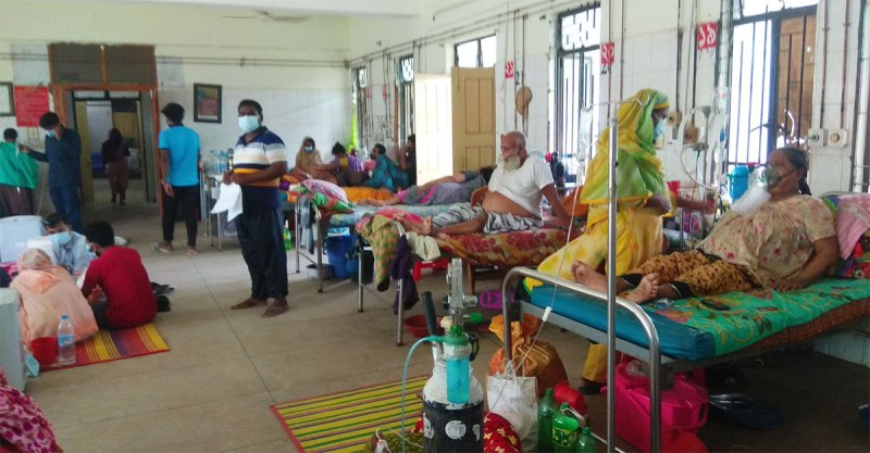 Bangladesh's Covid-19 situation comforting, says DGHS