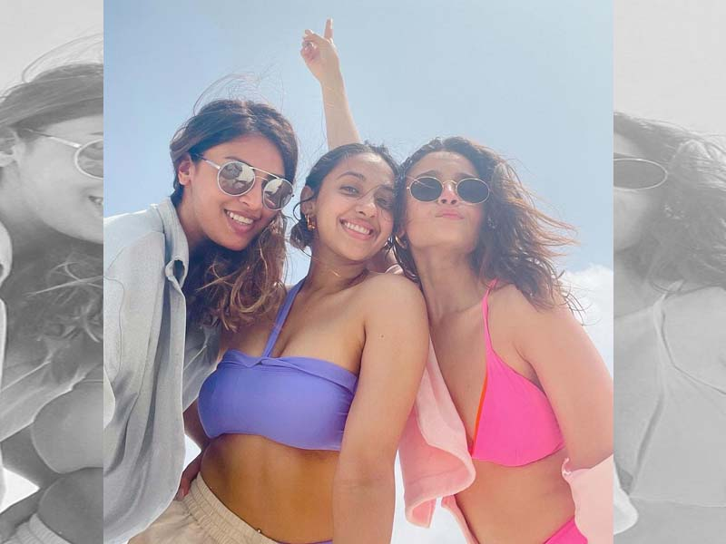 Alia Bhatt shares another picture from her vacation