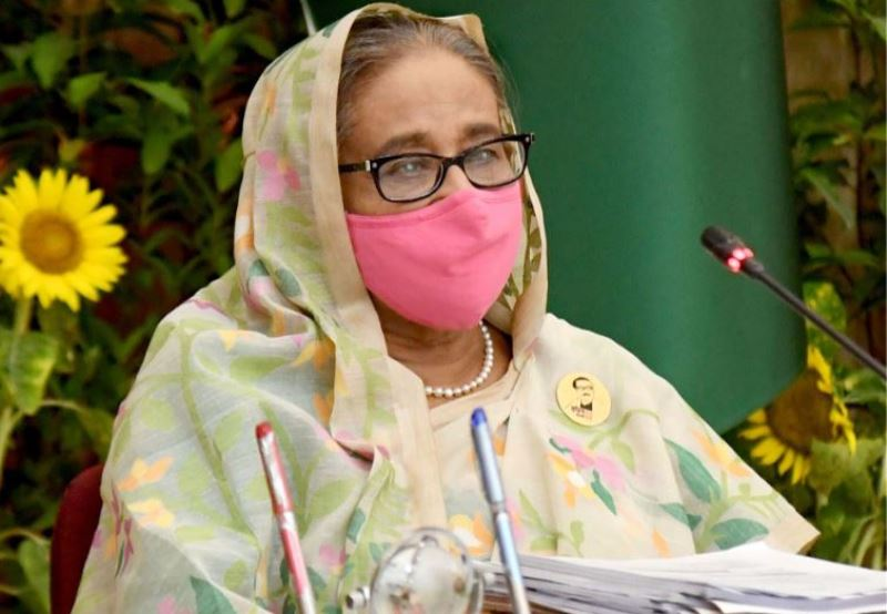 PM Hasina announces incentives worth Tk 3,200 crore for low-income people