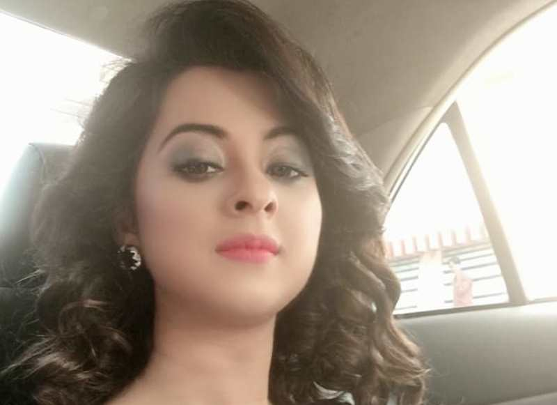 Actress Bubly alleges miscreants tried running her over