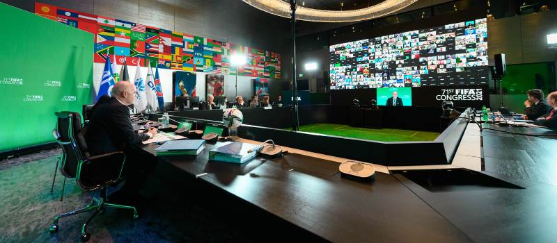 FIFA Congress votes on future of Women's World Cup hosting, to explore new competition opportunities