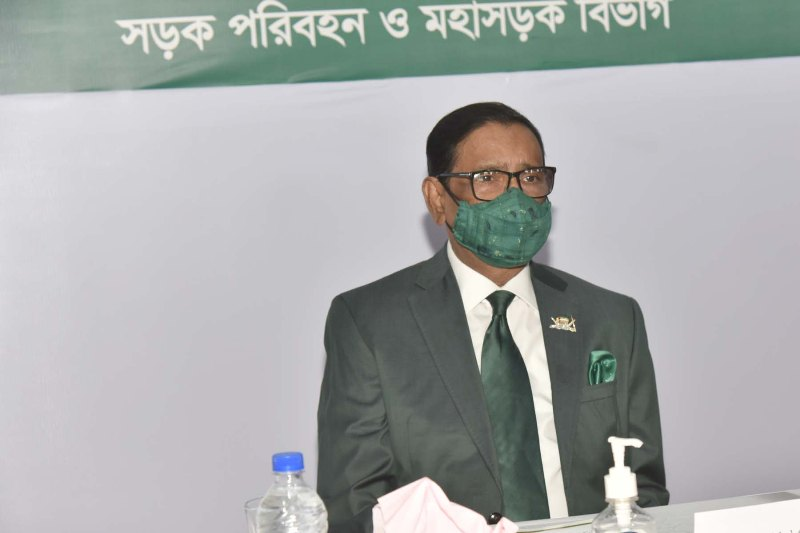 BNP's blatant lies are part of fascist mentality: Obaidul Quader