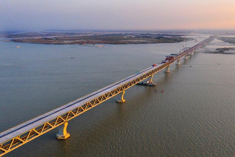 Padma Bridge to open for travellers in June 2022