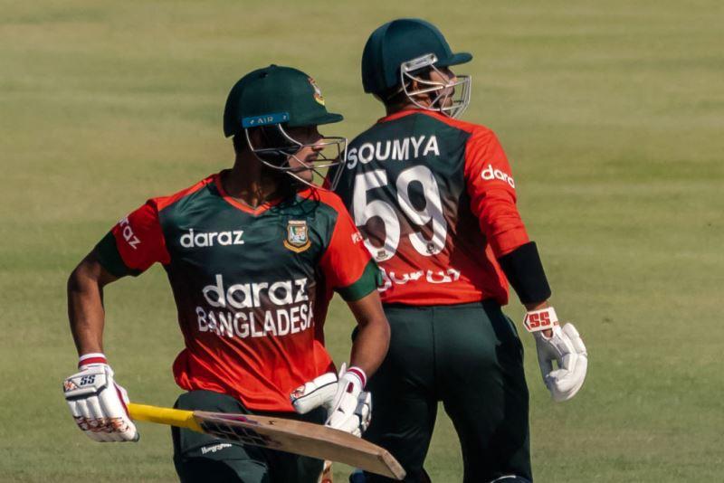 2nd T20I: Zimbabwe win toss, Shamim Hossain to make debut