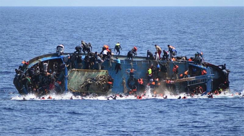 17 Bangladeshis die as boat drowns in the Mediterranean
