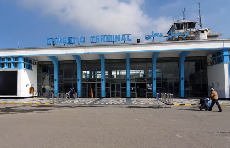 Kabul airport officially opens for domestic, international flights