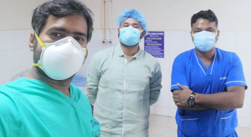 Non-Muslims in healthcare to facilitate their Muslims colleagues celebrate Eid