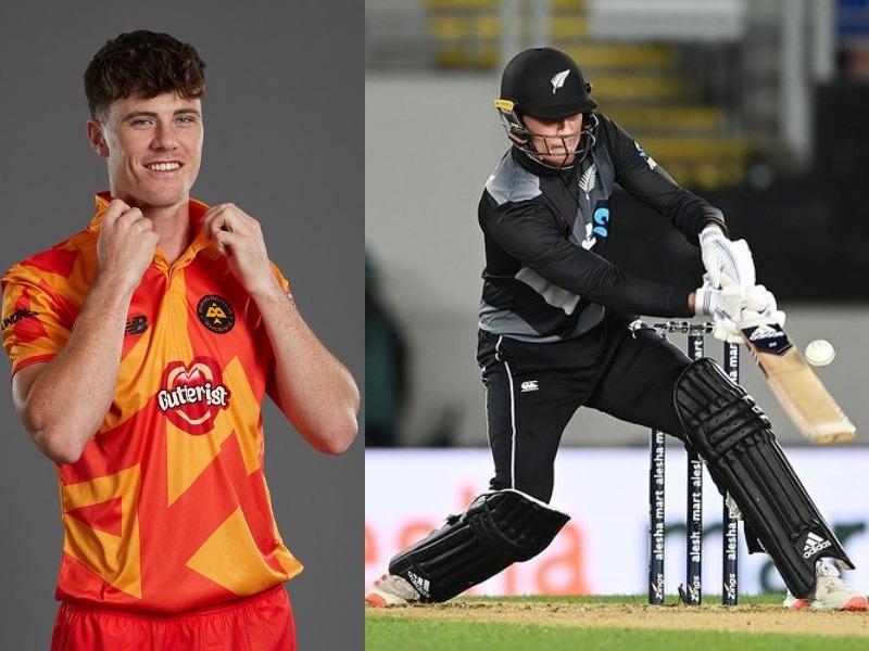 Blackcaps cricketer Finn Allen tests Covid-19 positive ahead of Bangladesh T20 series