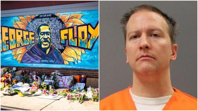 George Floyd death: Ex-US police officer Derek Chauvin sentenced to over 22 years in prison