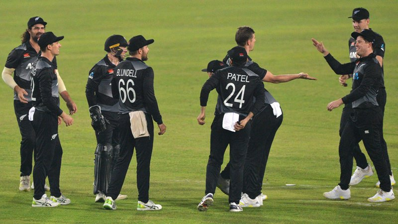 Tigers bowled out for 76 as New Zealand stay alive in T20I series