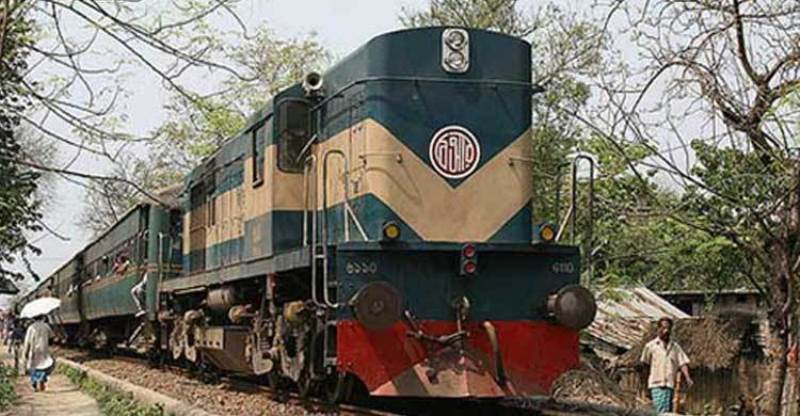 Rail connectivity with Sylhet disrupted as freight train derails