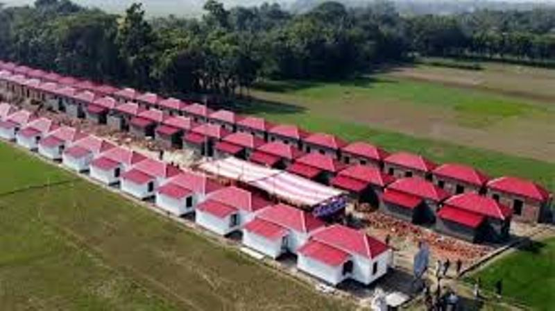 66,000 landless families will get houses on Saturday