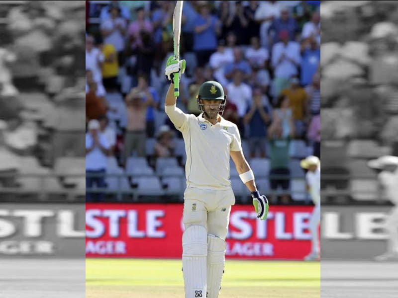 South African cricketer Faf du Plessis announces retirement from Test cricket