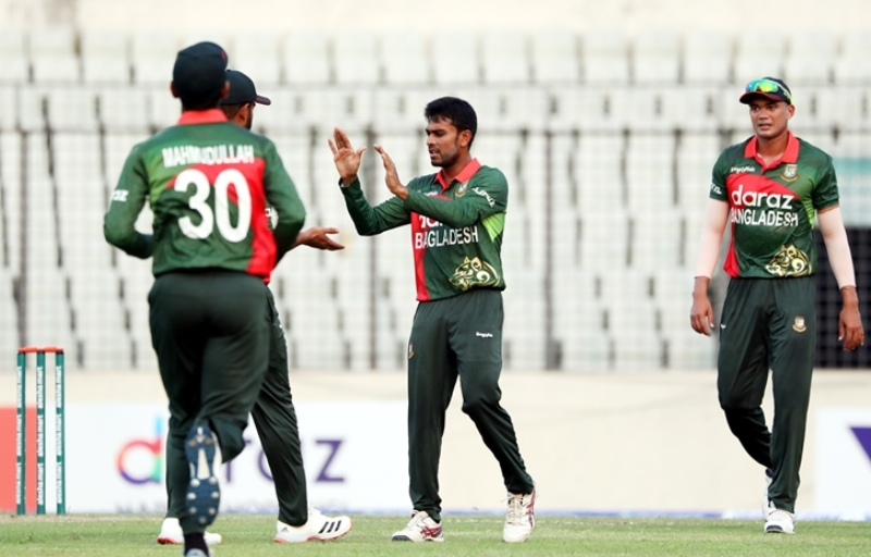 Bangladesh defeat Sri Lanka in first ODI by 33 runs