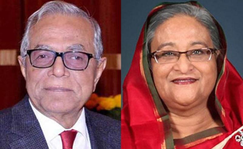 President Hamid, Prime Minister Hasina congratulate national cricket team after series win against Zimbabwe