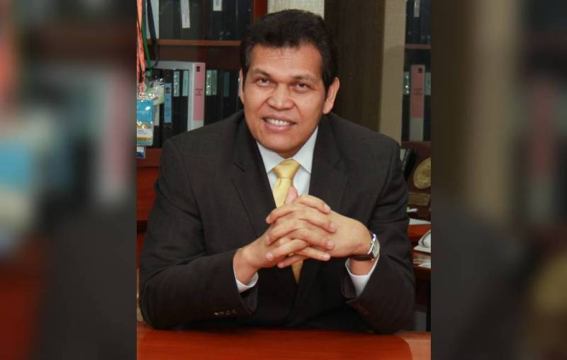 ADB appoints Edimon Ginting as Bangladesh's new country director