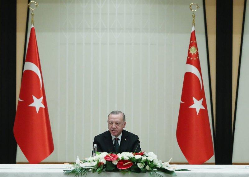 Turkish President Erdogan holds first talks with Taliban