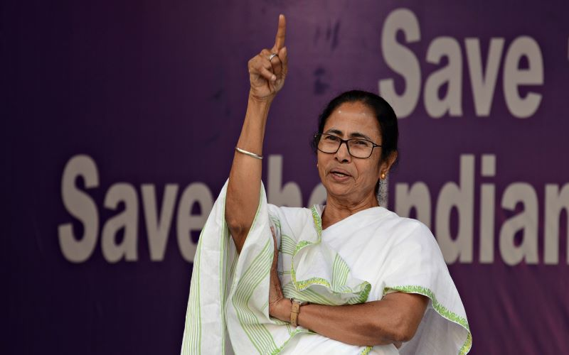 Mamata Banerjee swears in as West Bengal Chief Minister for third term