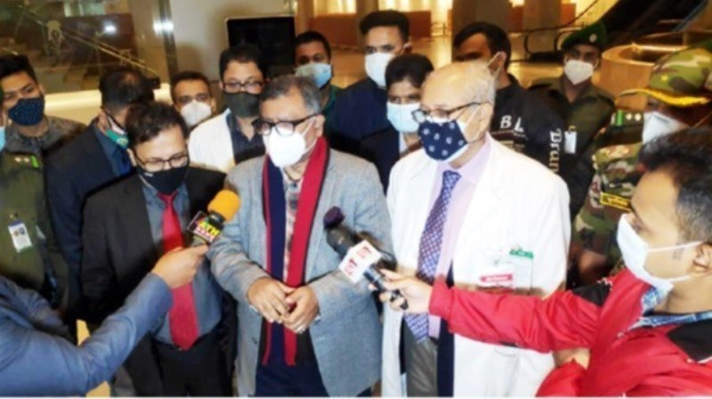 Vaccination is a personal matter, will not force anyone: Zahid Maleque