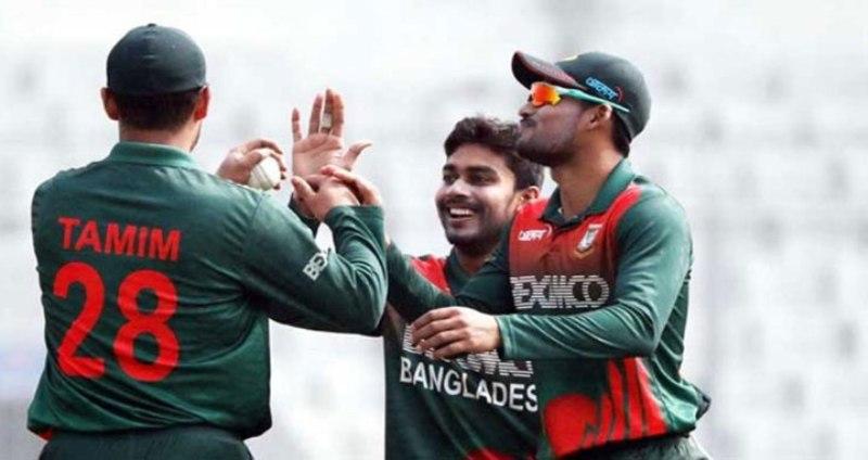 Bangladesh register third series win against West Indies