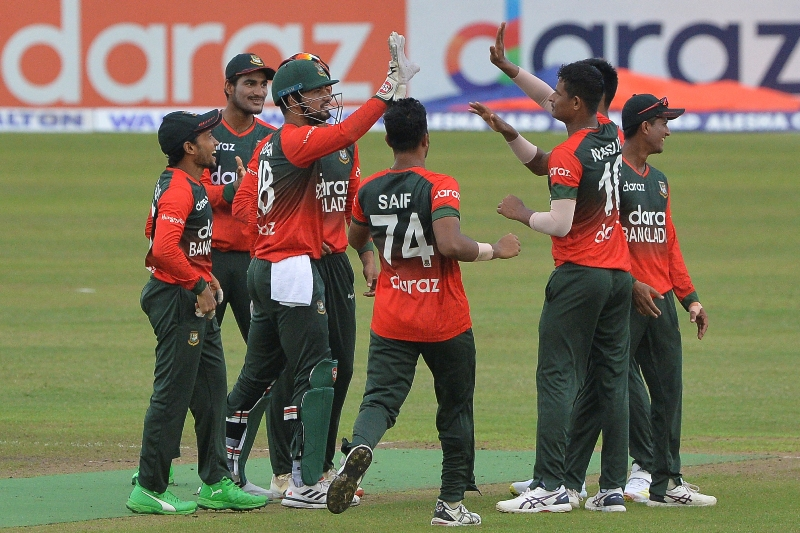 Bangladesh register first T20I series win against New Zealand