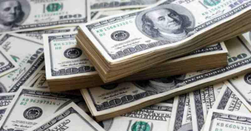 Forex reserves cross $44 billion