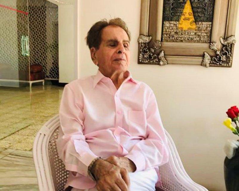 Hospitalised Bollywood legend Dilip Kumar is stable