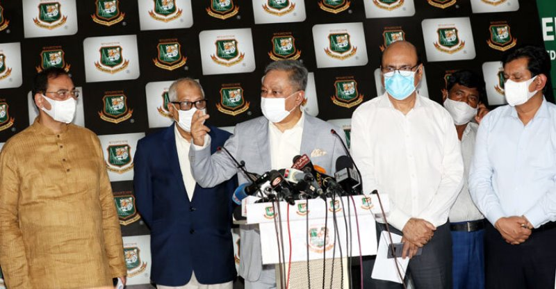 Bangladesh wants to host Cricket World Cup and Champions Trophy
