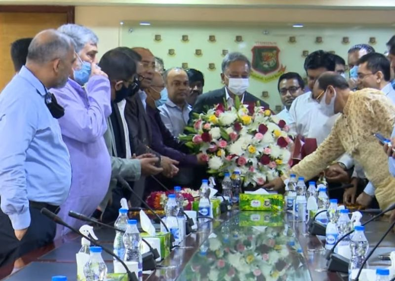 Nazmul Hasan Papon elected Bangladesh Cricket Board President for the third time