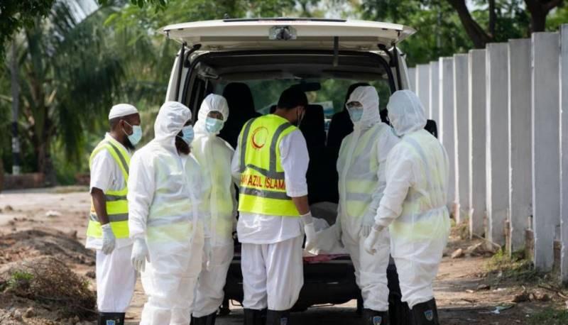 Coronavirus kills 94 people in a day, death toll crosses 10,000