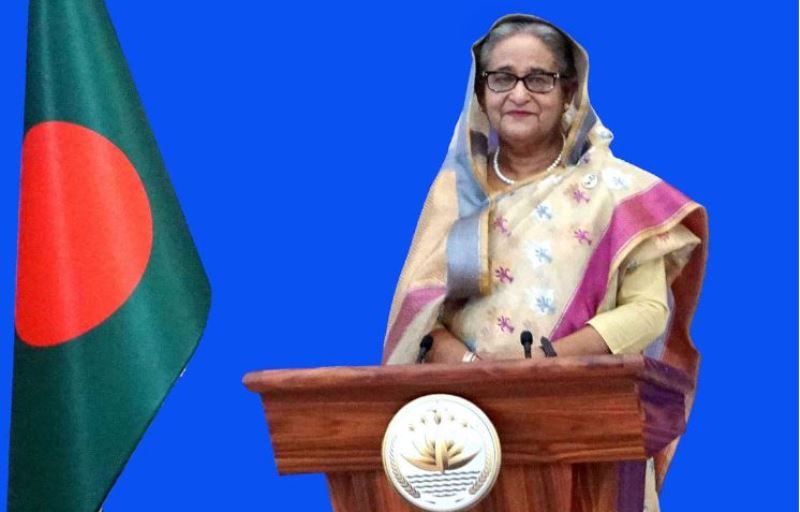 Bangladesh is now a lucrative destination for US investors: PM Hasina