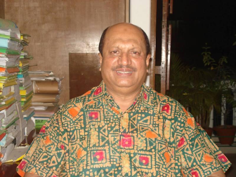 Former Law Minister Abdul Matin Khasru dead