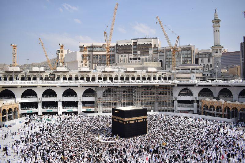 Saudi Arabia says no to foreigners for Hajj