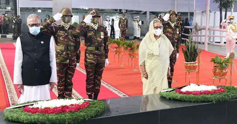 Bangabandhu's birth anniversary, golden jubilee of independence celebrations start