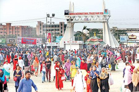 Bangladesh: Trade fair won't start from March 17