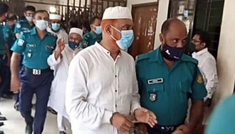 Bail application of seven people including Jamaat secretary rejected
