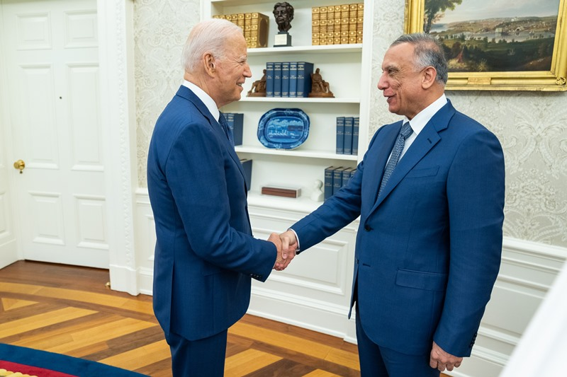 US combat forces to leave Iraq by end of 2021, says President Joe Biden