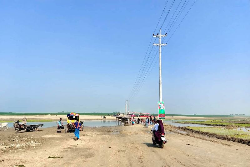 Electricity finally reaches two unions in Patuakhali