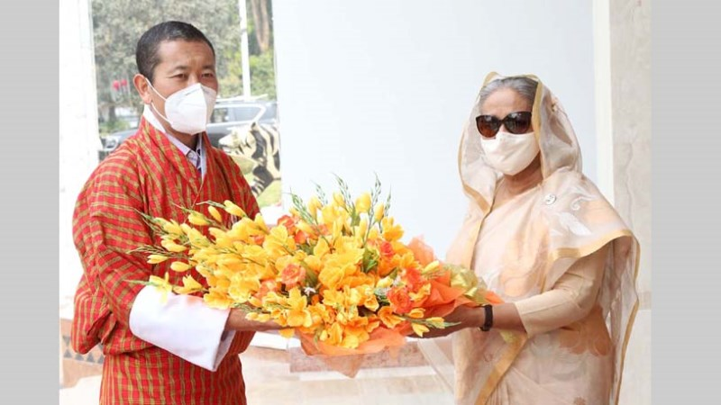 Two person from Bhutanese Prime Minister's Dhaka contingent test positive for coronavirus
