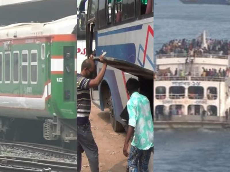 Hike in launch fares, bus remains unchanged