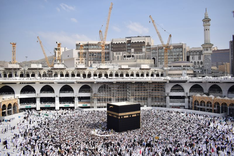 Hajj pilgrims will have to get vaccinated: Ministry of Religious Affairs