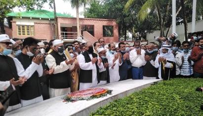 Khan passes away