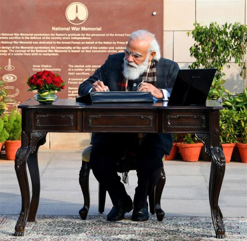 India observes Vijas Diwas