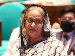 Sheikh Hasina participates in crucial session