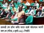 Sheikh Hasina in National Assembly