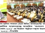 Sheikh Hasina attends special event via video confernce